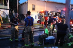 House Fire, 40-42 West Water Street, US209, Coaldale, 8-4-2015 (432)