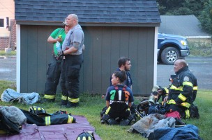 House Fire, 40-42 West Water Street, US209, Coaldale, 8-4-2015 (467)