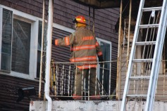 House Fire, 40-42 West Water Street, US209, Coaldale, 8-4-2015 (627)
