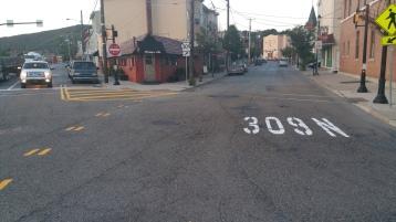 Intersection Improvements, Five Points, US209, SR309, Tamaqua, 8-28-2015 (5)