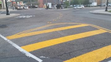 Intersection Improvements, Five Points, US209, SR309, Tamaqua, 8-28-2015 (9)