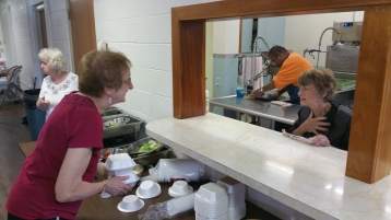 Lasagna Dinner Fundraiser, Trinity United Church of Christ, Tamaqua, 8-23-2015 (13)