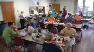 Lasagna Dinner Fundraiser, Trinity United Church of Christ, Tamaqua, 8-23-2015 (20)