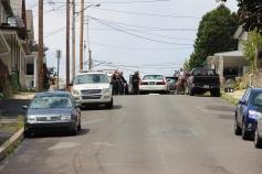 Man Dies, Truck, Clay Street, Tamaqua, 8-11-2015 (15)
