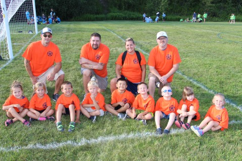 Meet the Tamaqua Youth Soccer Players, Tamaqua Elementary School, Tamaqua, 8-7-2015 (2)