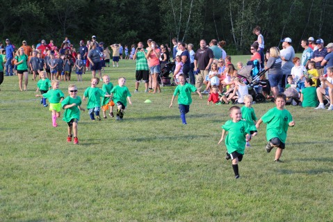 Meet the Tamaqua Youth Soccer Players, Tamaqua Elementary School, Tamaqua, 8-7-2015 (301)