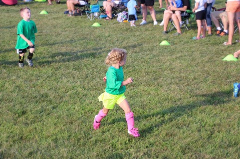 Meet the Tamaqua Youth Soccer Players, Tamaqua Elementary School, Tamaqua, 8-7-2015 (312)