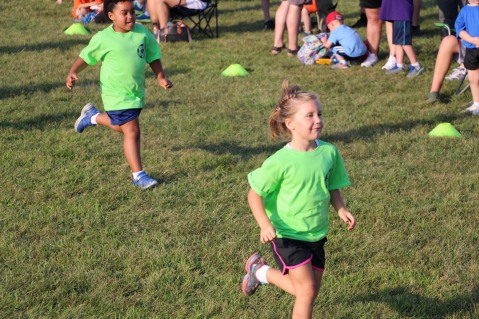 Meet the Tamaqua Youth Soccer Players, Tamaqua Elementary School, Tamaqua, 8-7-2015 (410)