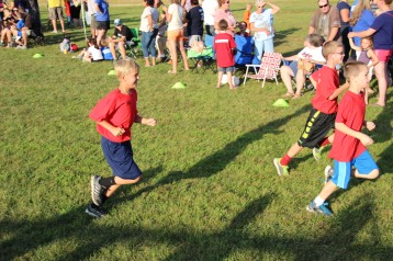 Meet the Tamaqua Youth Soccer Players, Tamaqua Elementary School, Tamaqua, 8-7-2015 (510)