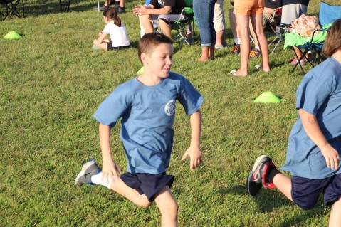 Meet the Tamaqua Youth Soccer Players, Tamaqua Elementary School, Tamaqua, 8-7-2015 (520)