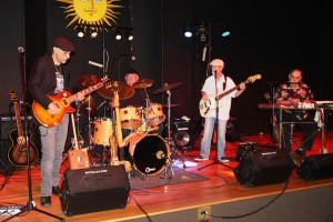 Mike Stanley and Friends perform, Tamaqua Community Arts Center, Tamaqua, 8-8-2015 (2)