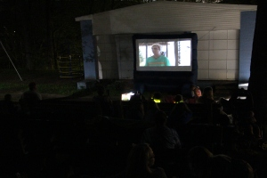 Movie in the Park, East End Park, Playground, Tamaqua, 7-24-2015 (4)