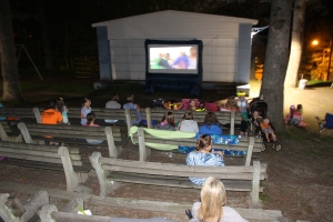 Movie in the Park, East End Park, Playground, Tamaqua, 7-24-2015 (9)