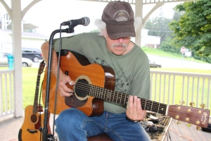 Music In The Park, Jay Smarr, via Lansford Alive, Kennedy Park, Lansford (1)