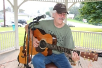 Music In The Park, Jay Smarr, via Lansford Alive, Kennedy Park, Lansford (2)