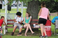Music In The Park, Jay Smarr, via Lansford Alive, Kennedy Park, Lansford (6)