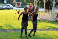 Music In The Park, Salvation Army performs, via Lansford Alive, Kennedy Park, Lansford (118)