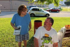 Music In The Park, Salvation Army performs, via Lansford Alive, Kennedy Park, Lansford (12)