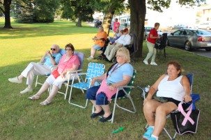 Music In The Park, Salvation Army performs, via Lansford Alive, Kennedy Park, Lansford (13)
