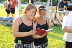 Music In The Park, Salvation Army performs, via Lansford Alive, Kennedy Park, Lansford (137)