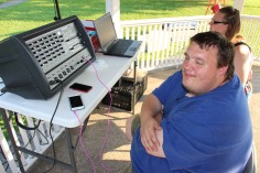 Music In The Park, Salvation Army performs, via Lansford Alive, Kennedy Park, Lansford (22)