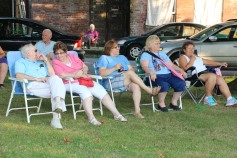 Music In The Park, Salvation Army performs, via Lansford Alive, Kennedy Park, Lansford (29)