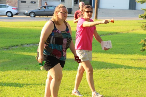 Music In The Park, Salvation Army performs, via Lansford Alive, Kennedy Park, Lansford (35)