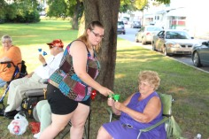Music In The Park, Salvation Army performs, via Lansford Alive, Kennedy Park, Lansford (37)