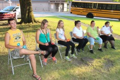 Music In The Park, Salvation Army performs, via Lansford Alive, Kennedy Park, Lansford (41)