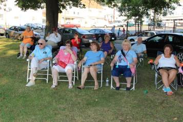 Music In The Park, Salvation Army performs, via Lansford Alive, Kennedy Park, Lansford (43)