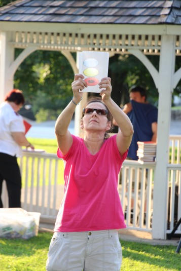 Music In The Park, Salvation Army performs, via Lansford Alive, Kennedy Park, Lansford (45)