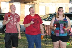 Music In The Park, Salvation Army performs, via Lansford Alive, Kennedy Park, Lansford (47)