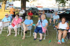 Music In The Park, Salvation Army performs, via Lansford Alive, Kennedy Park, Lansford (48)