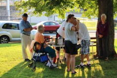 Music In The Park, Salvation Army performs, via Lansford Alive, Kennedy Park, Lansford (49)