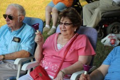 Music In The Park, Salvation Army performs, via Lansford Alive, Kennedy Park, Lansford (81)