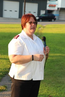 Music In The Park, Salvation Army performs, via Lansford Alive, Kennedy Park, Lansford (95)