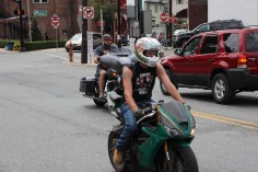 Poker Run, American Hose Block Party, American Hose Company, Tamaqua, 8-9-2015 (13)