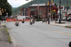 Poker Run, American Hose Block Party, American Hose Company, Tamaqua, 8-9-2015 (2)