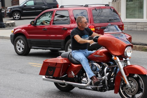 Poker Run, American Hose Block Party, American Hose Company, Tamaqua, 8-9-2015 (20)