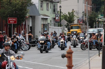Poker Run, American Hose Block Party, American Hose Company, Tamaqua, 8-9-2015 (21)