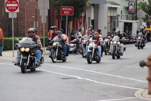 Poker Run, American Hose Block Party, American Hose Company, Tamaqua, 8-9-2015 (28)