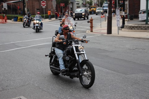 Poker Run, American Hose Block Party, American Hose Company, Tamaqua, 8-9-2015 (45)