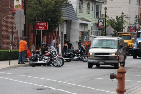 Poker Run, American Hose Block Party, American Hose Company, Tamaqua, 8-9-2015 (53)