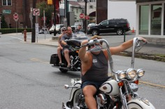 Poker Run, American Hose Block Party, American Hose Company, Tamaqua, 8-9-2015 (7)