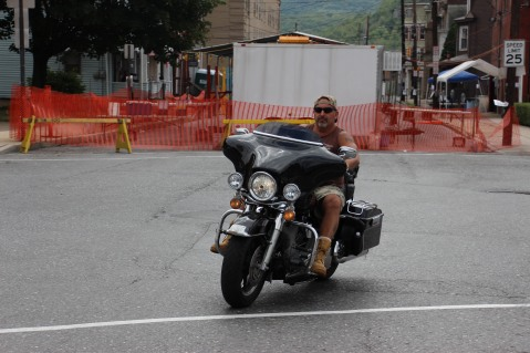 Poker Run, American Hose Block Party, American Hose Company, Tamaqua, 8-9-2015 (75)
