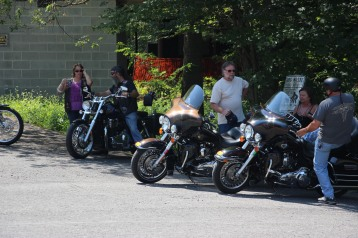 Poker Run and Horseshoe Tournament, Coaldale Rod and Gun Club, Coaldale, 8-15-2015 (10)