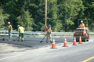 Pottsville Stretch Nearing Completion, US209, Schuylkill, Walker Township, 8-18-2015 (4)