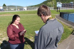Pre Thelma Urban 5k Talk, Tamaqua Area School District Sports Stadium, Tamaqua, 8-13-2015 (11)