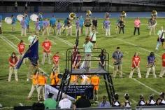 Raider Marching Band during Fall Meet The Raiders, TASD Sports Stadium, Tamaqua, 8-26-2015 (100)
