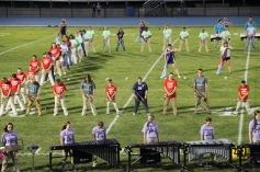 Raider Marching Band during Fall Meet The Raiders, TASD Sports Stadium, Tamaqua, 8-26-2015 (101)